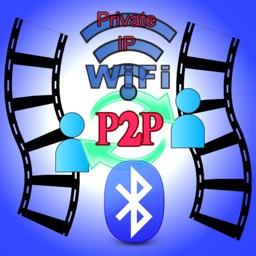 iP2pPhotoShare - (bluetooth | Wifi)