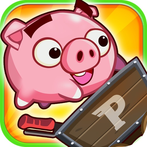 Angry Pigs Racing - Hill Climb Rivals for iPad