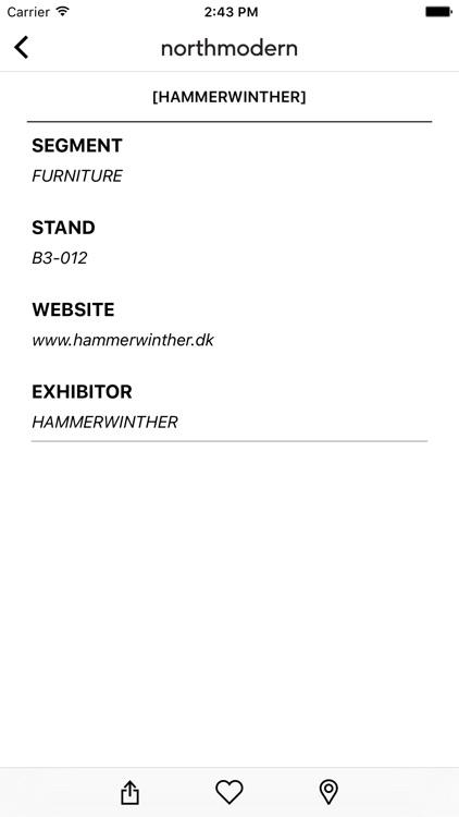 Northmodern Furniture & Design Trade Show screenshot-3