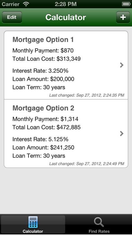 Mortgage Calculator FREE