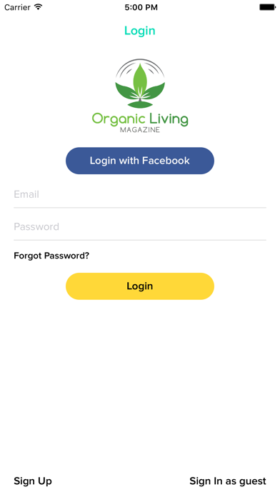download Organic Living Magazine indir ücretsiz - windows 8 , 7 veya 10 and Mac Download now