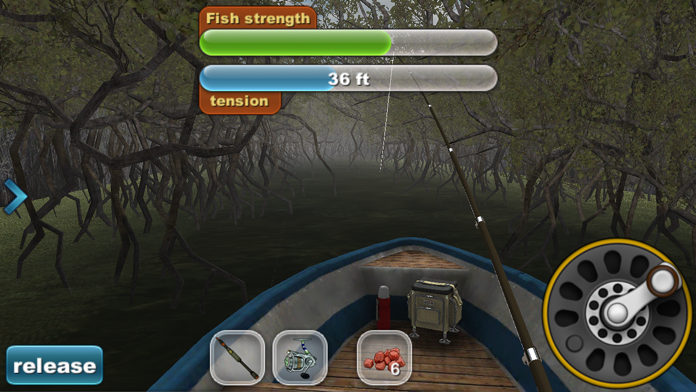 Fishing Paradise 3D Screenshot