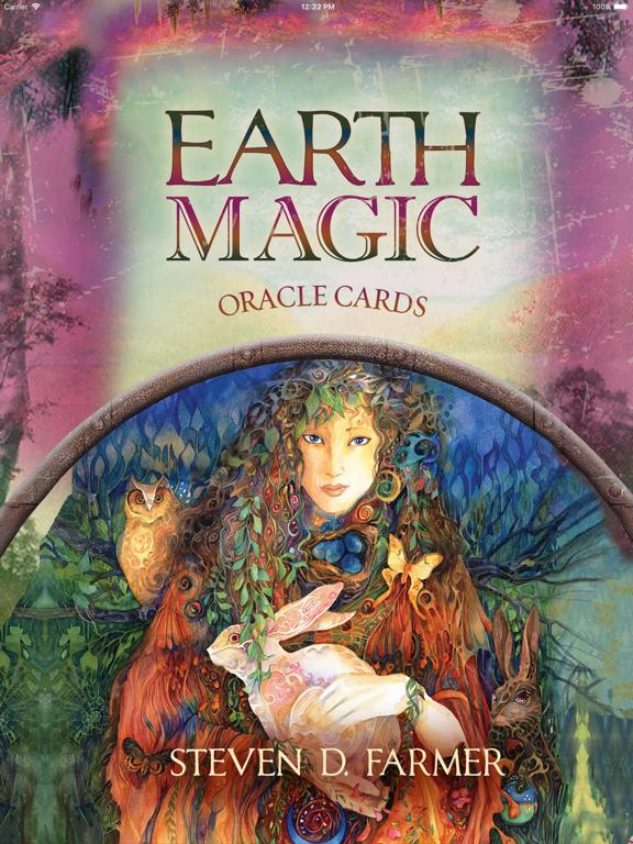 Earth Magic Oracle Cards screenshot 6