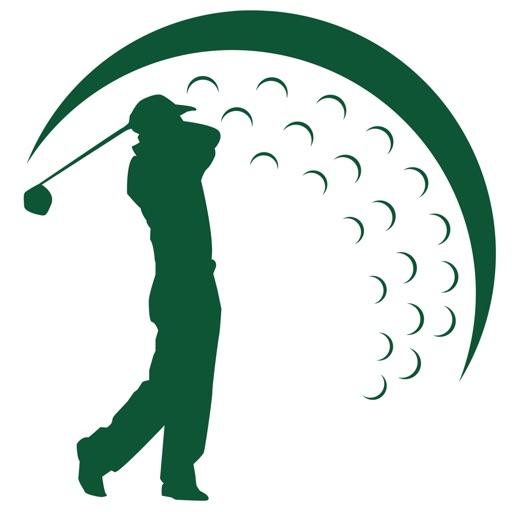 Pro Caddie Golf Club Selector