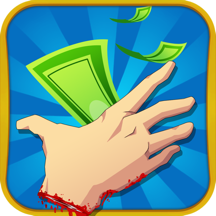 Handless Millionaire Madness - Guillotine TV Game