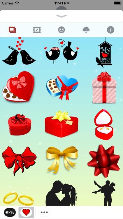 I Love You • Stickers & Emoji screenshot-5