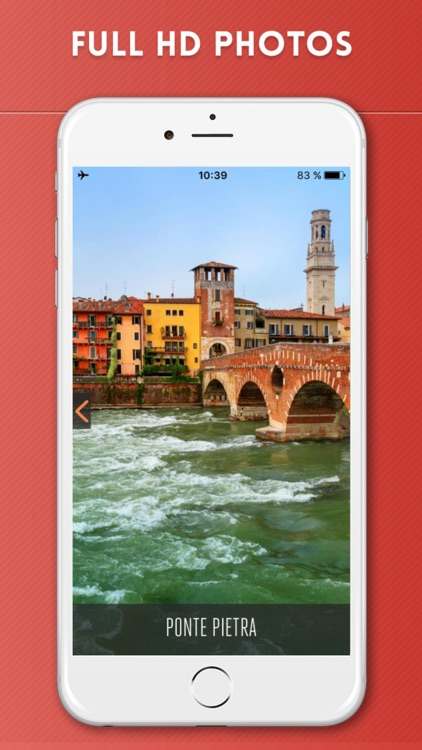 Verona Travel Guide with Offline City Street Map