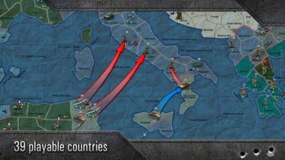 Screenshot #8 for Strategy & Tactics: Sandbox World War II TBS