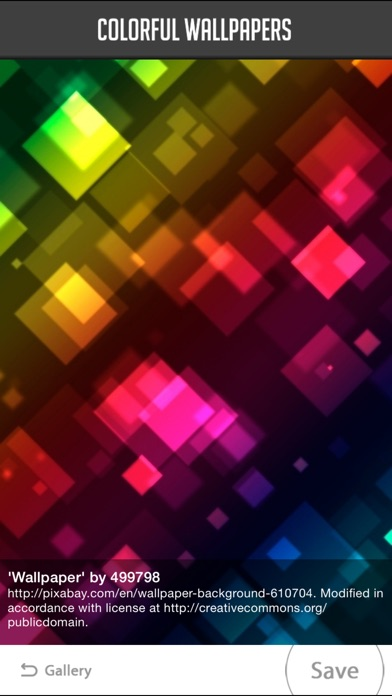 Colorful Wallpapers!Screenshot von 3
