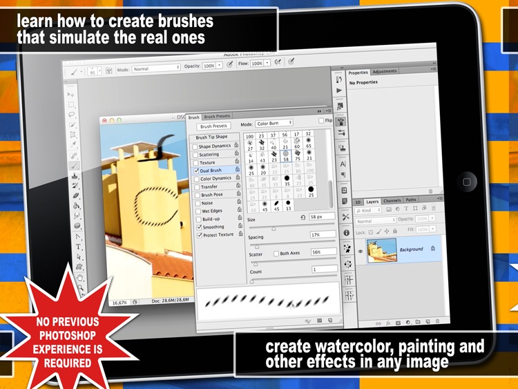 Course for Photoshop for iPad (In-App Version) screenshot-3