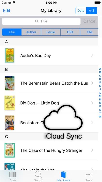 Literacy Leveler screenshot-3