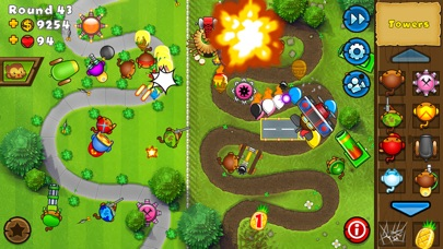 Screenshot for Bloons TD 5 in United States App Store