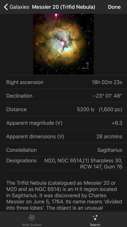 AR Night Sky & Star Guide screenshot-3