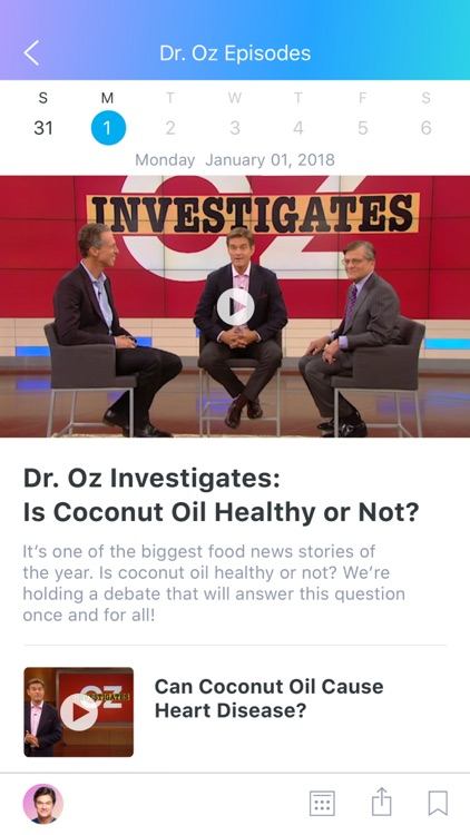 Dr. Oz screenshot-2