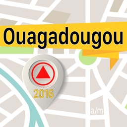Ouagadougou Offline Map Navigator and Guide
