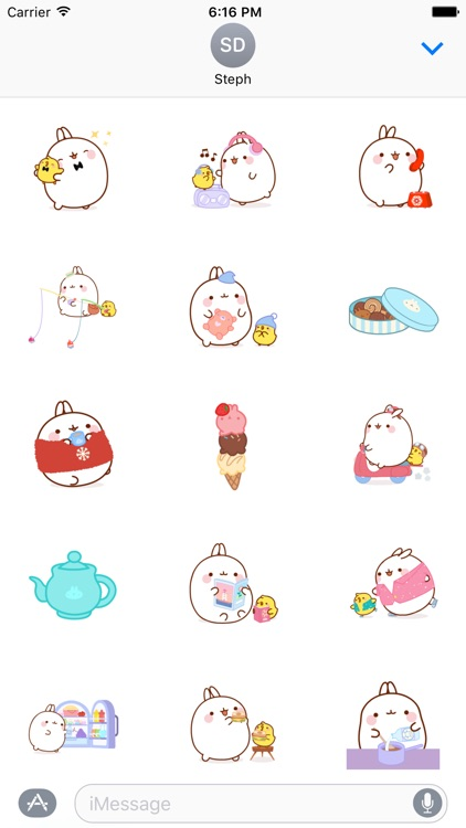 Molang screenshot-1