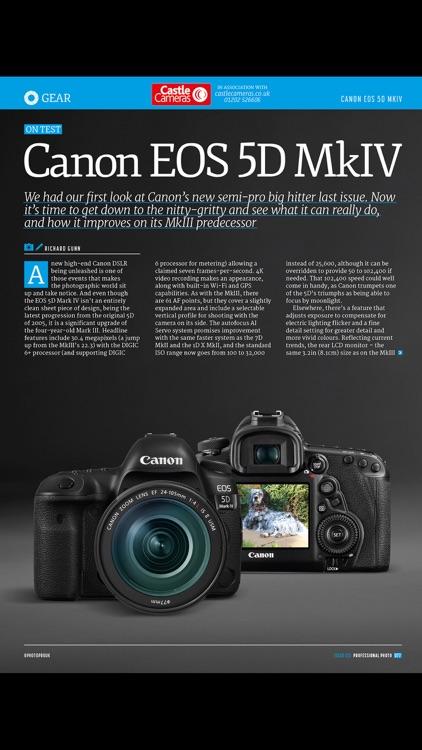 Professional Photo Magazine screenshot-4