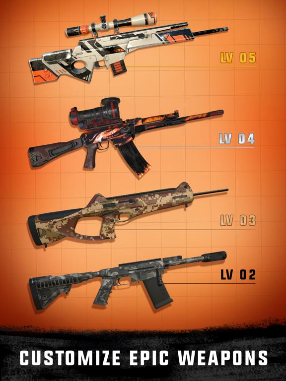 Sniper 3D: Fun FPS Shooting Screenshots
