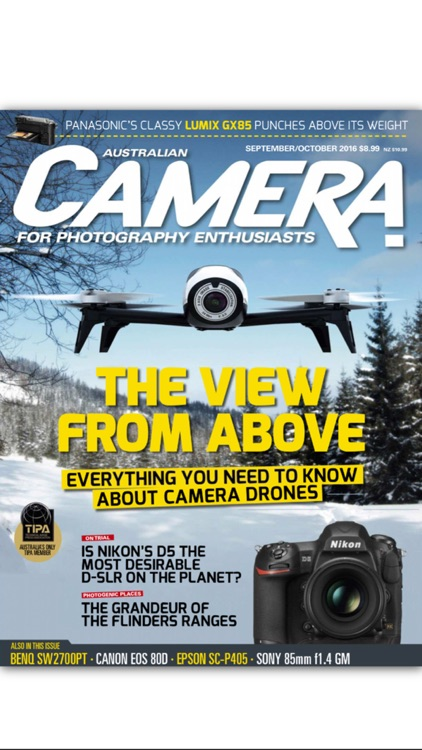 Camera Magazine screenshot-0