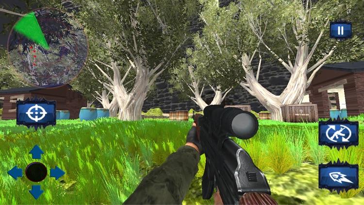 Special Base Attack 3D screenshot-3
