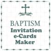 Baptism Invitation Cards Maker