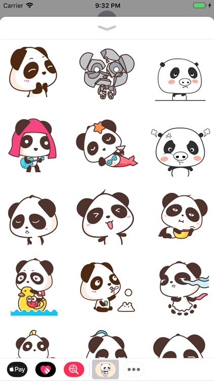 Little Bear Animated Stickers