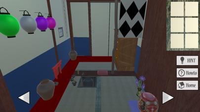 脱出ゲーム からくり屋敷からの脱出 Room Escapeのスクリーンショット2