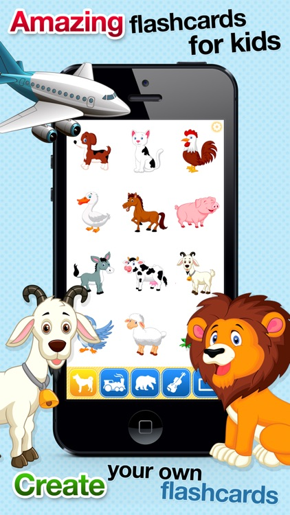 Toddler Learning Flashcards: Free Baby Kids Games