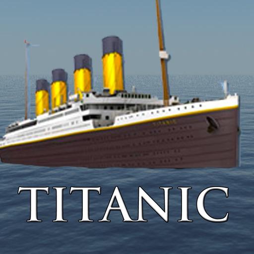 Titanic: Iceberg Ahead iOS App
