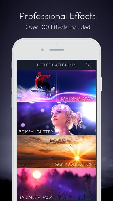 Lenslight Visual Effects review screenshots