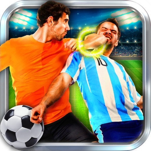 Play Soccer Real Fight - War of lord soccer stars