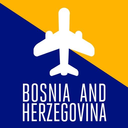Bosnia and Herzegovina Travel Guide & Offline Map