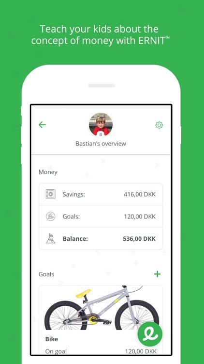 ERNIT - The Smart Piggy Bank screenshot-3
