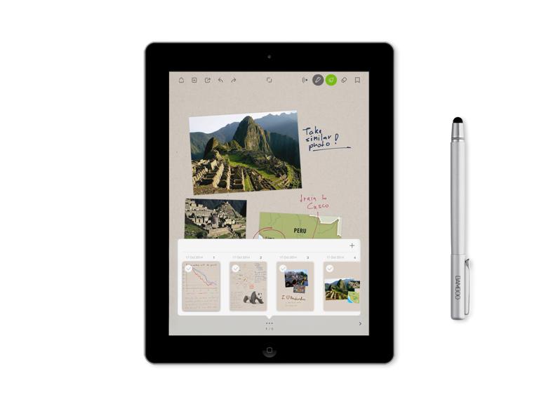 iPad Captura de pantalla 4