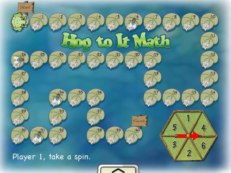 Hop To It Math screenshot-4