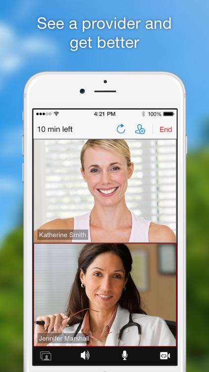 Convenient Care Now screenshot-3