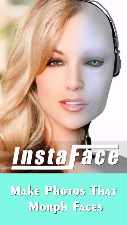 InstaFace - Face Morphing