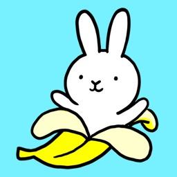 # Punny Bunny Animated Sticker