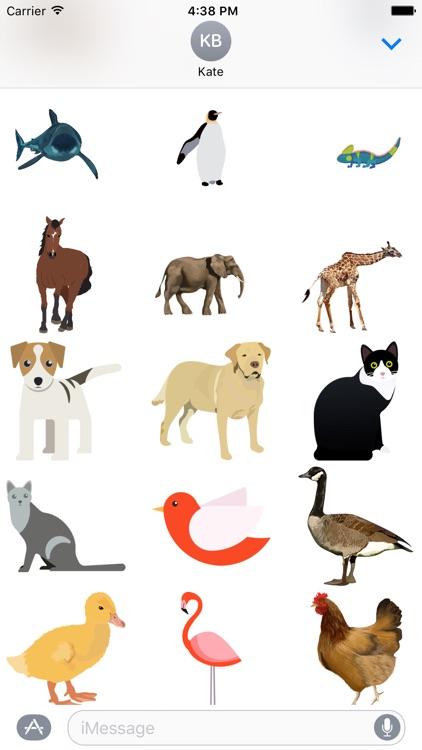 Buncee Animals