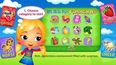 Alphabet Learning Games - 123 Kids Fun FLASHCARDS
