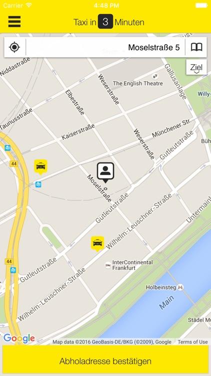 Taxi 68 – Taxizentrale Frankfurt am Main