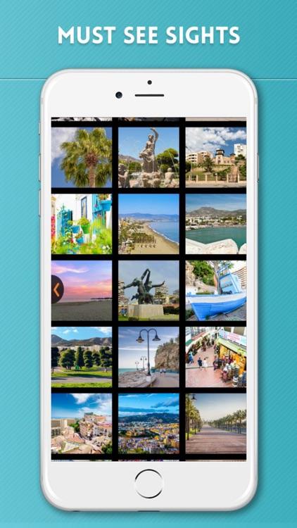 Torremolinos Travel Guide and Offline Street Map screenshot-3
