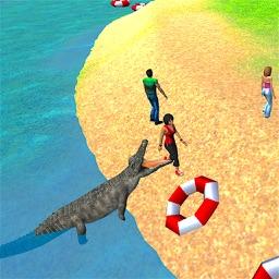 Crocodile Attack Simulator 2016
