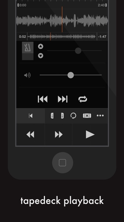 Learn That Song (PLAY Edition) — Looping for the Music app [previously iLift] screenshot-4