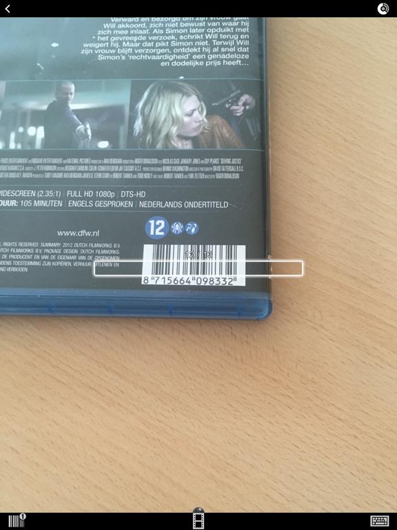 Screenshot #5 pour CLZ Barry - Wireless Barcode Scanner