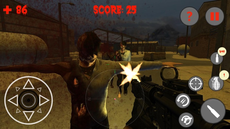 City Zombies Shooting