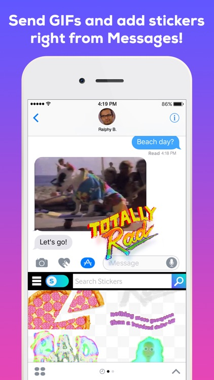 GIPHY. The GIF Search Engine for All the GIFs screenshot-3