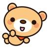 Fly Bear Sticker - Cute & Emotional Stickers