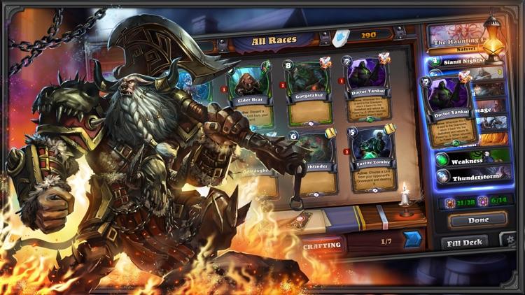 Runewards: Strategy Card Game