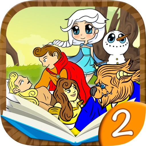 Classic fairy tales 2 - interactive book